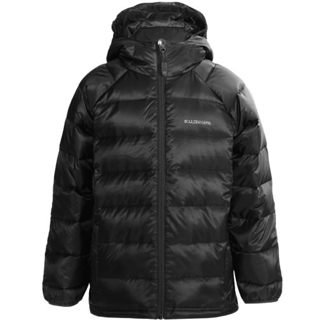 Boulder Gear Basecamp Down Jacket - 600 Fill Power (For Boys)