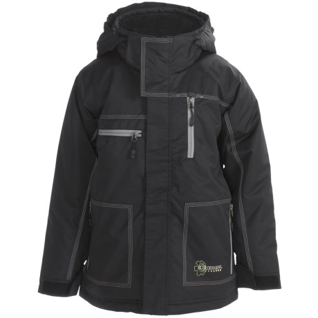 Boulder Gear Profile II Jacket - Insulated (For Boys)