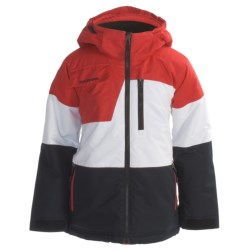 Boulder Gear Lava Jacket - Insulated (For Boys)