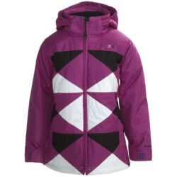 Boulder Gear Peacework Jacket - Insulated (For Girls)
