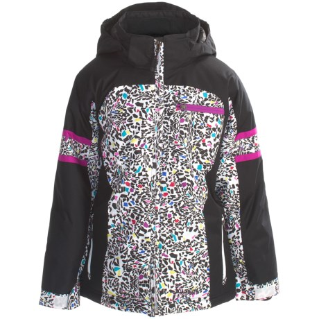 Boulder Gear Hugger Jacket - Insulated (For Girls)