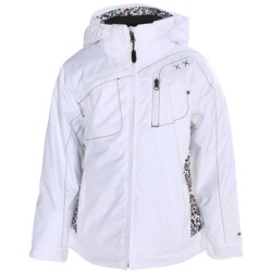 Boulder Gear Shaper Jacket - Insulated (For Girls)