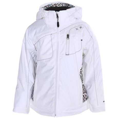 Boulder Gear Shaper Jacket - Insulated (For Girls)