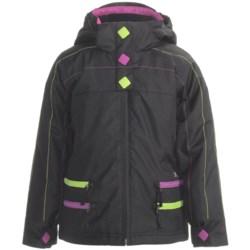 Boulder Gear Zippity Jacket - Insulated (For Girls)