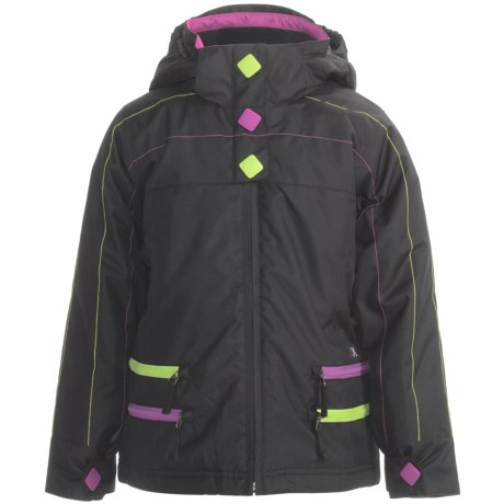 Boulder Gear Zippity Jacket - Insulated (For Girls)