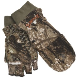 Scent-Lok® Timberfleece Pop Top Gloves - Insulated (For Men)