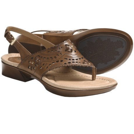 Earth Clove Sandals - Leather (For Women)