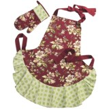 Waverly Apron and Oven Mitt Set