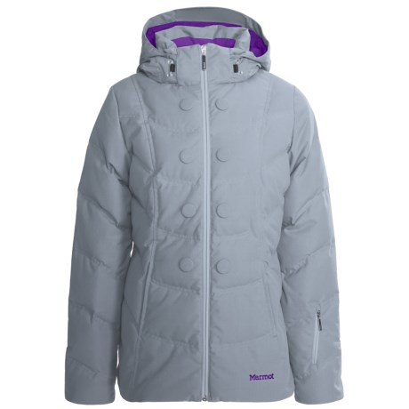 Marmot Loft Down Jacket - Waterproof, 650 Fill Power (For Women)
