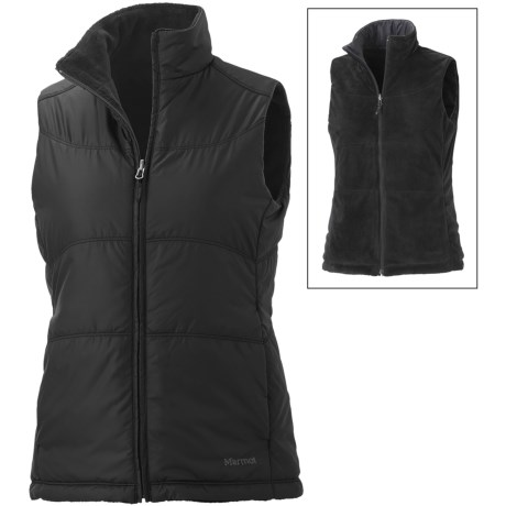 Marmot Ventina Vest - Insulated, Reversible (For Women)