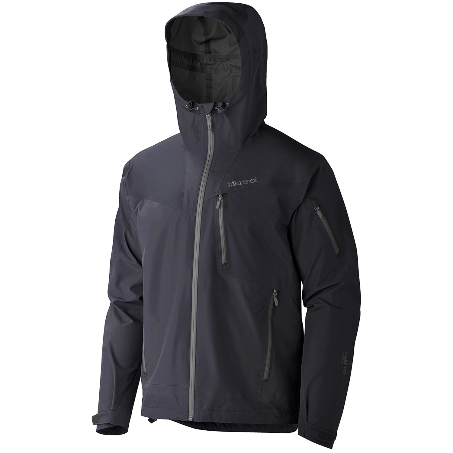 marmot silverton gore tex pro shell jacket for men 5096f. Black Bedroom Furniture Sets. Home Design Ideas
