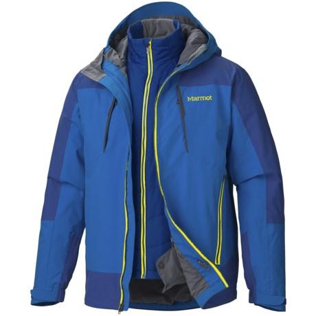 Marmot Gorge Component Jacket - Waterproof, 3-in-1 (For Men)