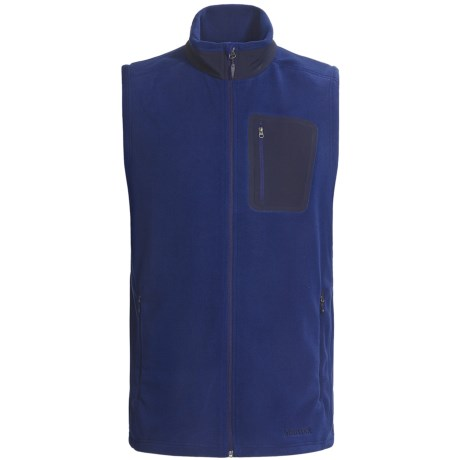Marmot Reactor Vest - Polartec® Fleece (For Men)