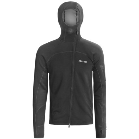 Marmot Alpine Parallax Jacket - Polartec® Power Stretch® (For Men)