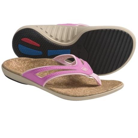 Spenco Quartet Sandals - Flip-Flops (For Women)
