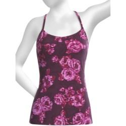 lucy Yoga Siren Top - Supplex® Nylon, Racerback (For Women)