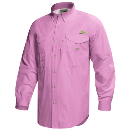 Columbia Sportswear Bonehead Shirt - Long Sleeve (For Big and Tall Men)