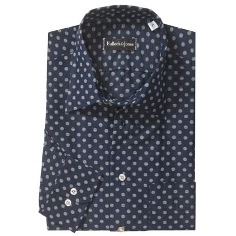 Bullock & Jones Abstract Print Shirt - Long Sleeve (For Men)