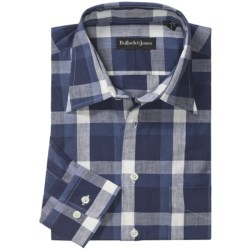 Bullock & Jones Point Collar Shirt - Long Sleeve (For Men)