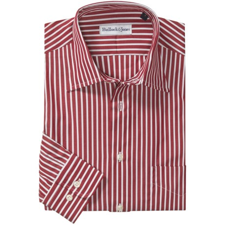 Bullock & Jones Stripe Shirt - Long Sleeve (For Men)