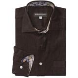 Bullock & Jones Corduroy Shirt - Long Sleeve (For Men)