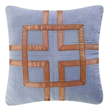 """C & F Enterprises Collin Stripe Throw Pillow - 16x16"""""""