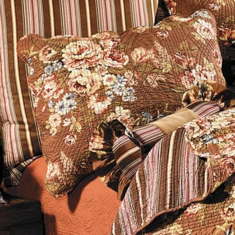 C & F Enterprises Emma Pillow Sham - Standard