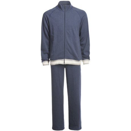Bullock & Jones French Terry Jogging Set - 2-Piece (For Men)
