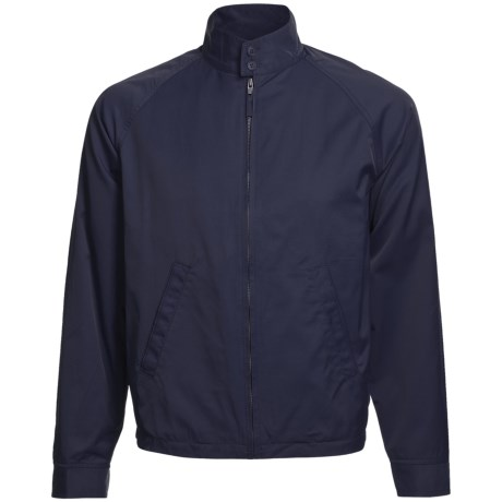 Bullock & Jones Microfiber Golf Jacket (For Men)