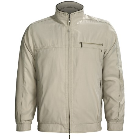 Bugatchi Uomo Micro Jacket (For Men)