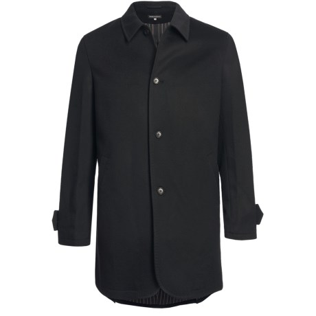 Bullock & Jones Carlton Coat - Cashmere (For Men)