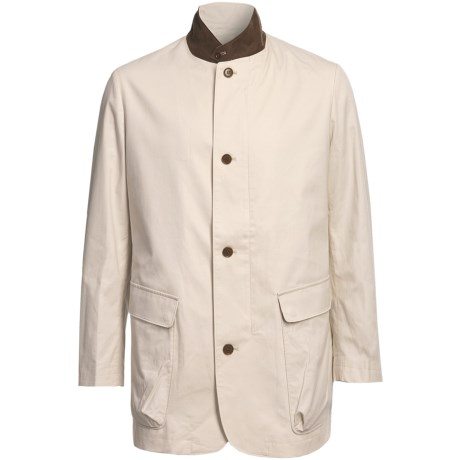 Bullock & Jones Derrick Jacket - Cotton Canvas (For Men)
