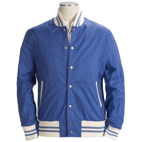 Bullock & Jones Cotton Baseball Jacket (For Men)