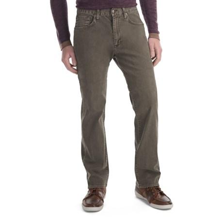 Agave Denim Straight-Leg Jeans - 5-Pocket (For Men)