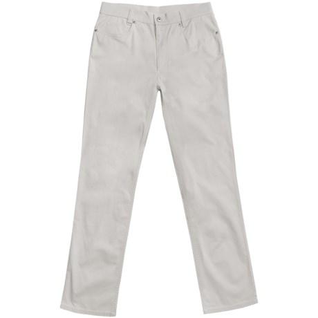 Bullock & Jones Wrinkle-Resistant Pants - Stretch Cotton (For Men)