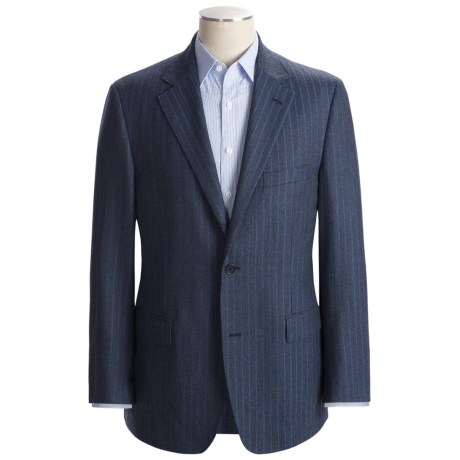 Ibiza Stripe Sport Coat - Wool (For Men)