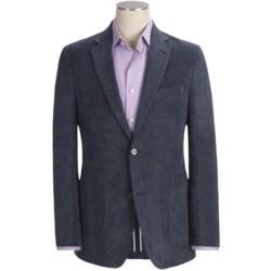 Bullock & Jones Microfiber Corduroy Sport Coat (For Men)
