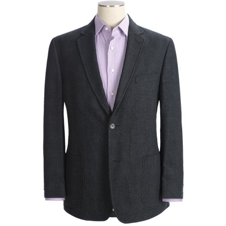 Bullock & Jones Brushed Cotton Blend Sport Coat (For Men)