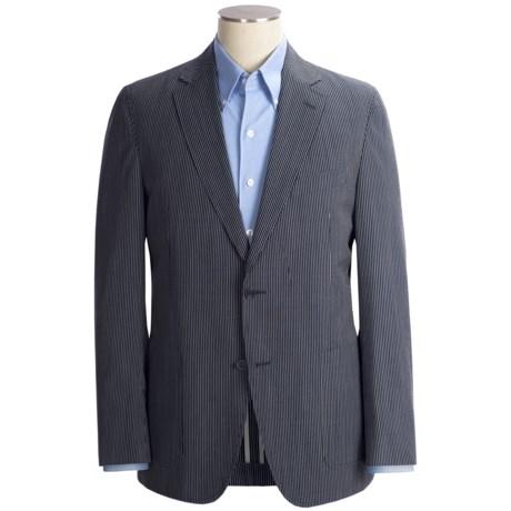 Bullock & Jones Modern Stripe Sport Coat - Stretch Wool (For Men)