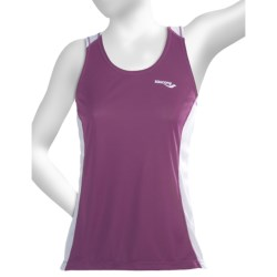 Saucony Hydralite Tank Top - Recycled Materials (For Women)