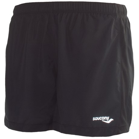 Saucony 2-1 Run Shorts - Built-In Brief (For Women)