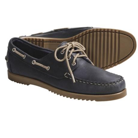 Allen Edmonds Harbor Boat Shoes (For Men)