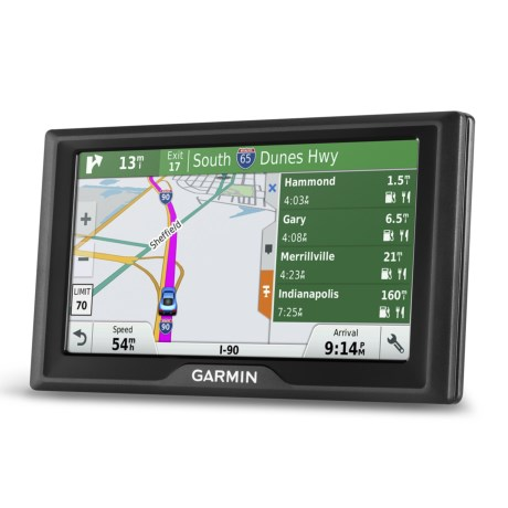 Garmin Drive 60 LMT GPS Navigator - USA and Canada, Refurbished