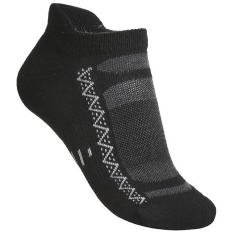 Point6 Active Micro Socks - Merino Wool Blend, Lightweight (For Women)