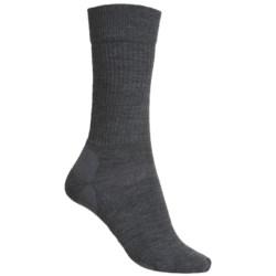 Point6 Lifestyle Lightweight Socks - Merino Wool, Crew (For Women)