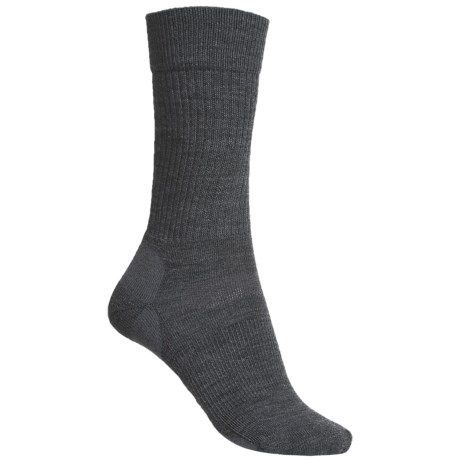 Point6 Lifestyle Lightweight Socks - Merino Wool, Crew (For Women)