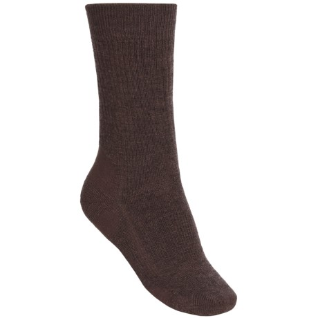 Point6 Lifestyle Midweight Socks - Merino Wool, Crew (For Women)
