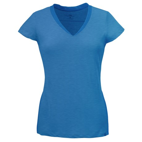 Outdoor Research Essence Duo T-Shirt - UPF 50+, Merino Wool Blend, Short Sleeve (For Women)