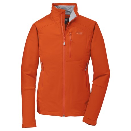 Outdoor Research Cirque Soft Shell Jacket (For Women)