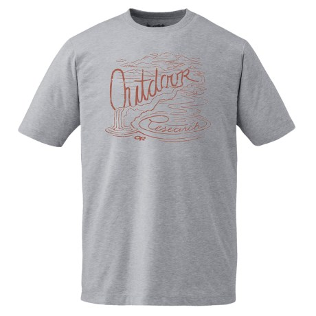 Outdoor Research Portage Tech T-Shirt - Short Sleeve (For Men)